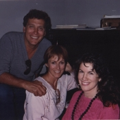 George Ball, Amanda McBroom and Mara Purl