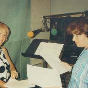 Lynn Chester as Cynthia; Sydney Swire as Zelda
