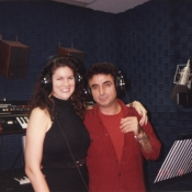 Mara Purl and Bruno Ragnacci