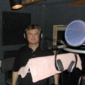 Roger recording