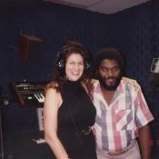 Mara Purl and Cornelius Bumpus